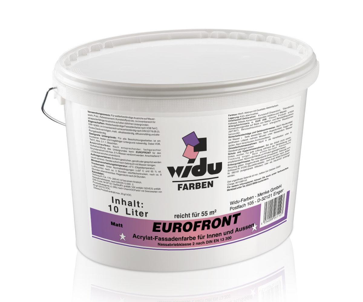 Eurofront wetterbeständig