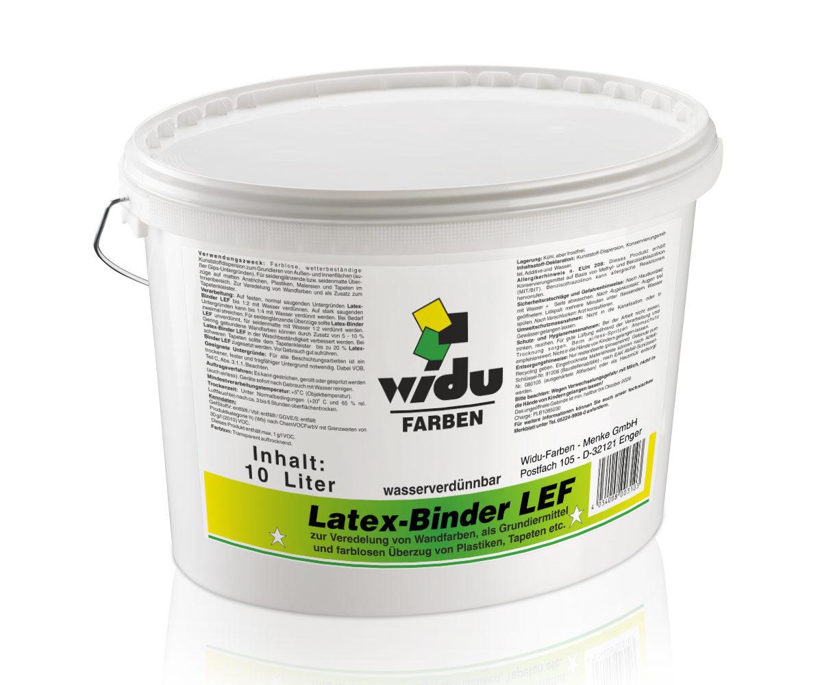 Latex-Binder LF