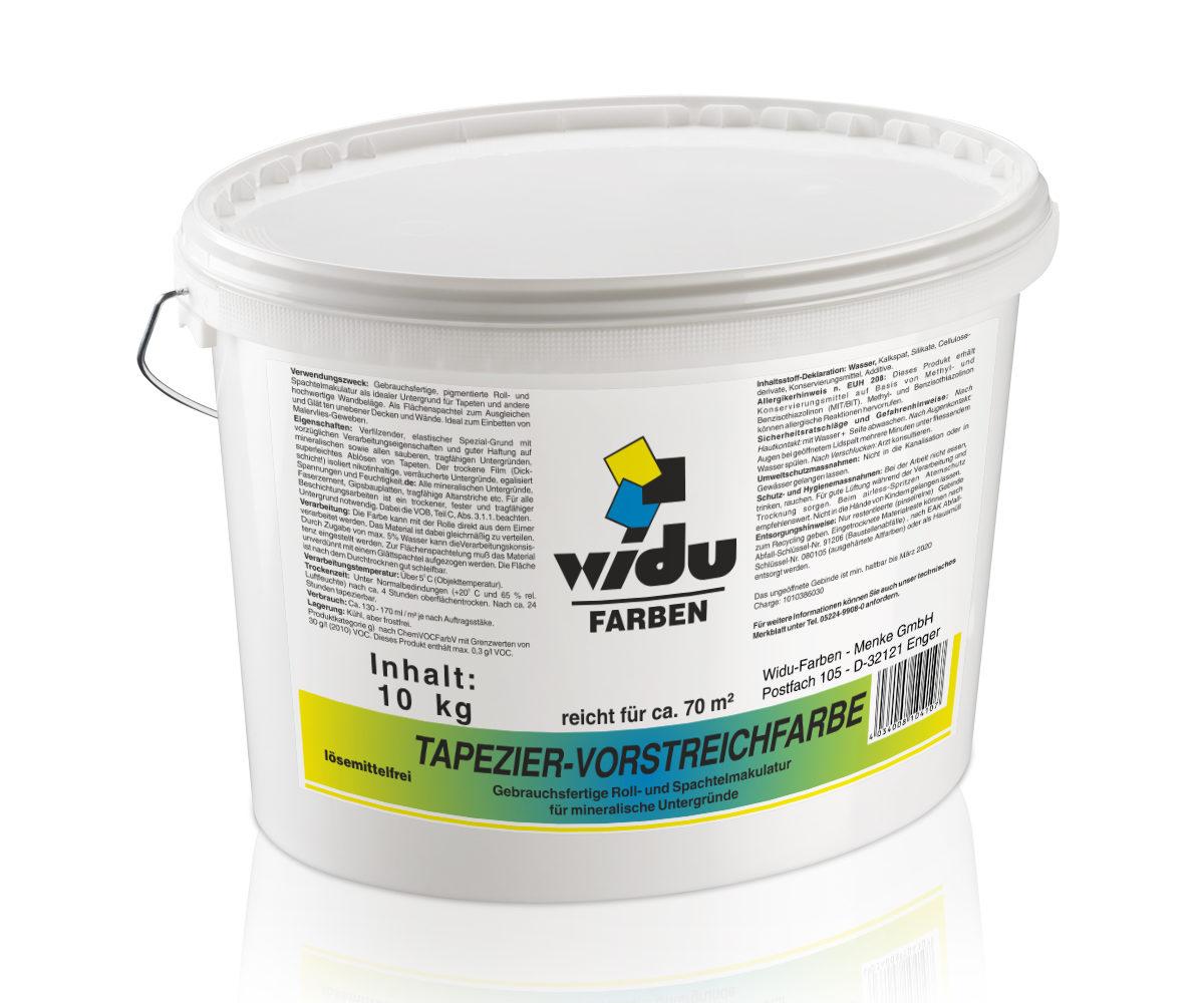Tapezier-Vorstreichfarbe
