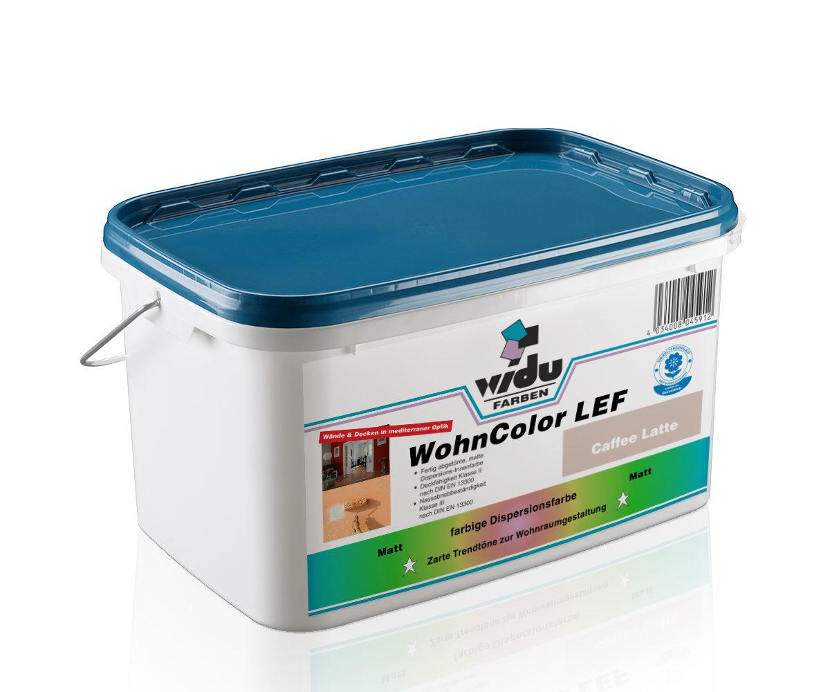 WohnColor LEF (Pastell Color) Nassabriebklasse 3 DIN EN 13 300